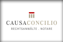 logo causa concilio - pr und marketing