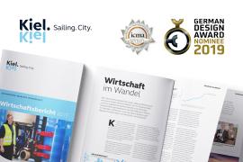 landeshauptstadt kiel - wirtschaftsbericht 2017