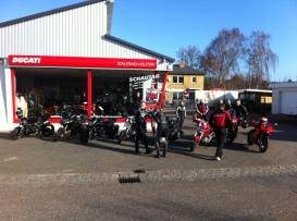 Kundenausfahrt 25.03.2012