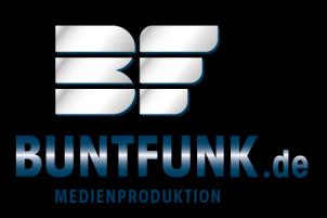 Logo Buntfunk Medienproduzenten